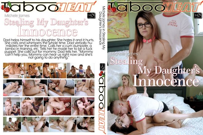 michele James Stealing_My_Daughters_innocence